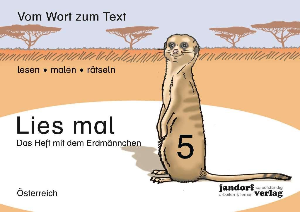 Lies mal! Heft 5 (Ausgabe Österreich)