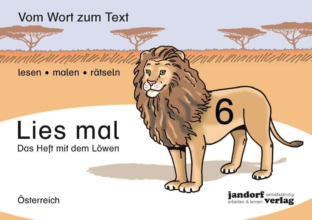 Lies mal! Heft 6 (Ausgabe Österreich)