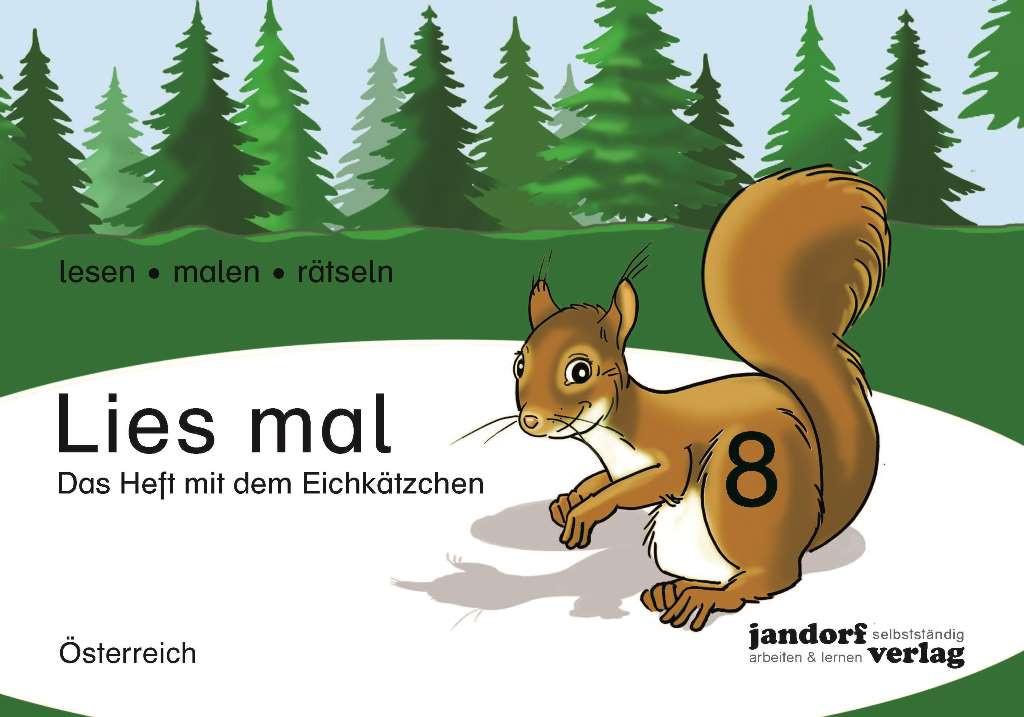 Lies mal! Heft 8 (Ausgabe Österreich)