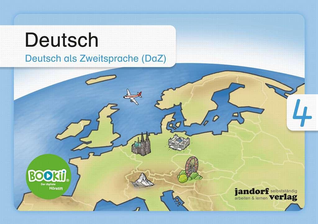 Deutsch 4 (DaZ) BOOKii