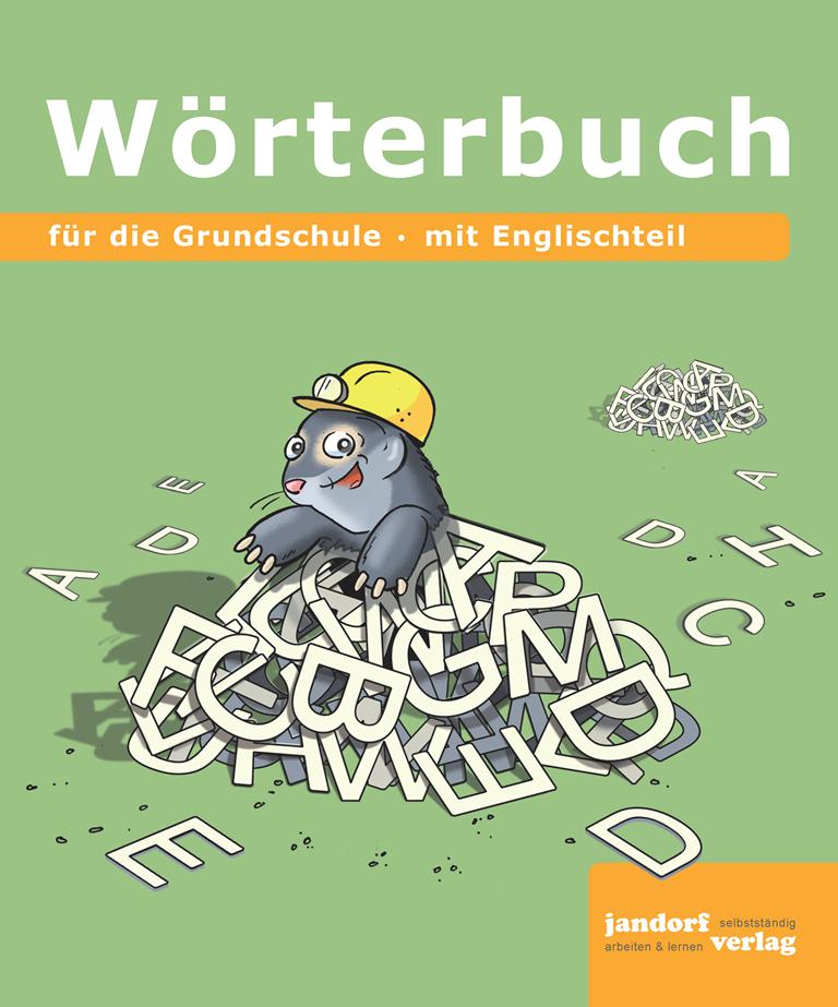 Wörterbuch für die Grundschule (19x16cm)