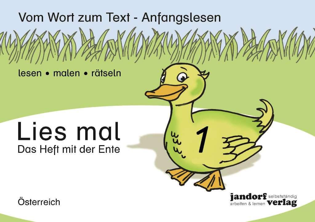 Lies mal! Heft 1 (Ausgabe Österreich)