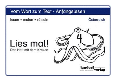 Lies mal! Heft 4 (alte Ausgabe Österreich)