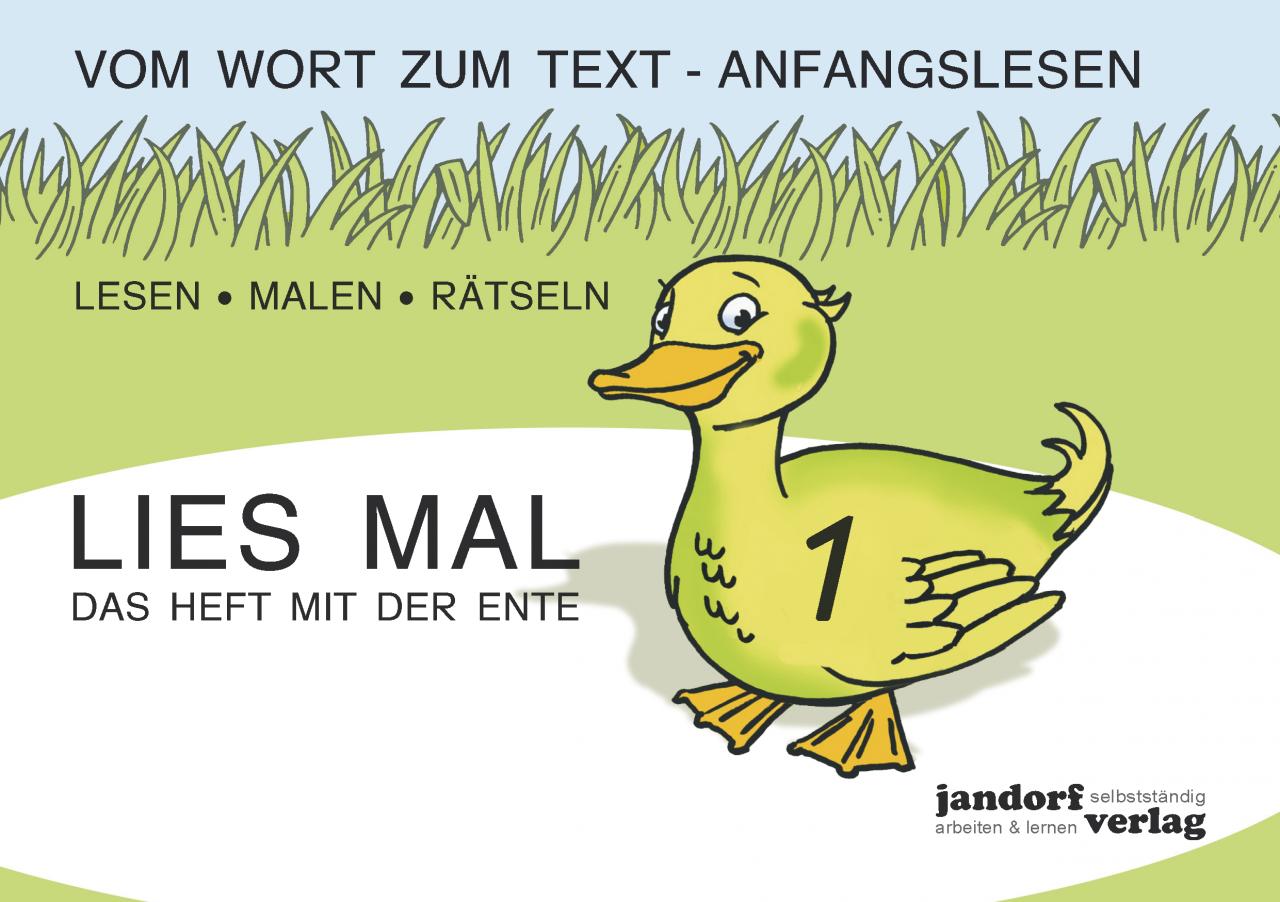 Lies mal 1 (in GROßBUCHSTABEN)