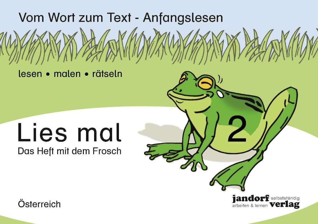 Lies mal! Heft 2 (Ausgabe Österreich)