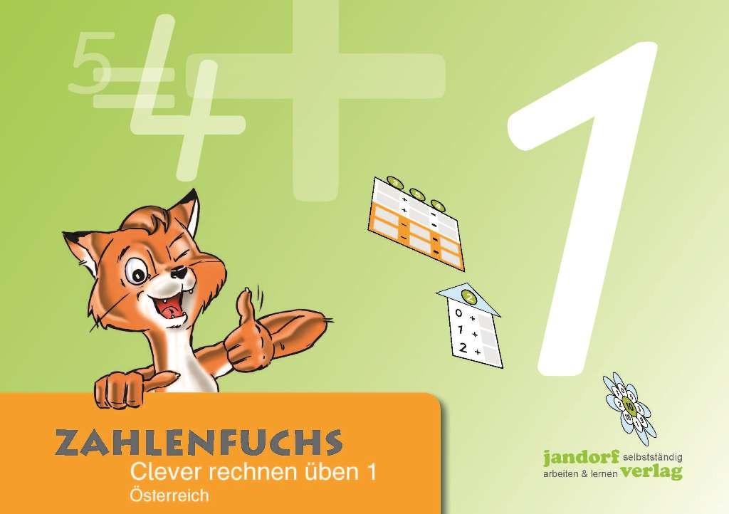 Zahlenfuchs 1 (Ausgabe Österreich)