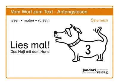 Lies mal! Heft 3 (alte Ausgabe Österreich)
