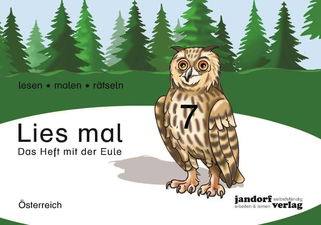 Lies mal! Heft 7 (Ausgabe Österreich)