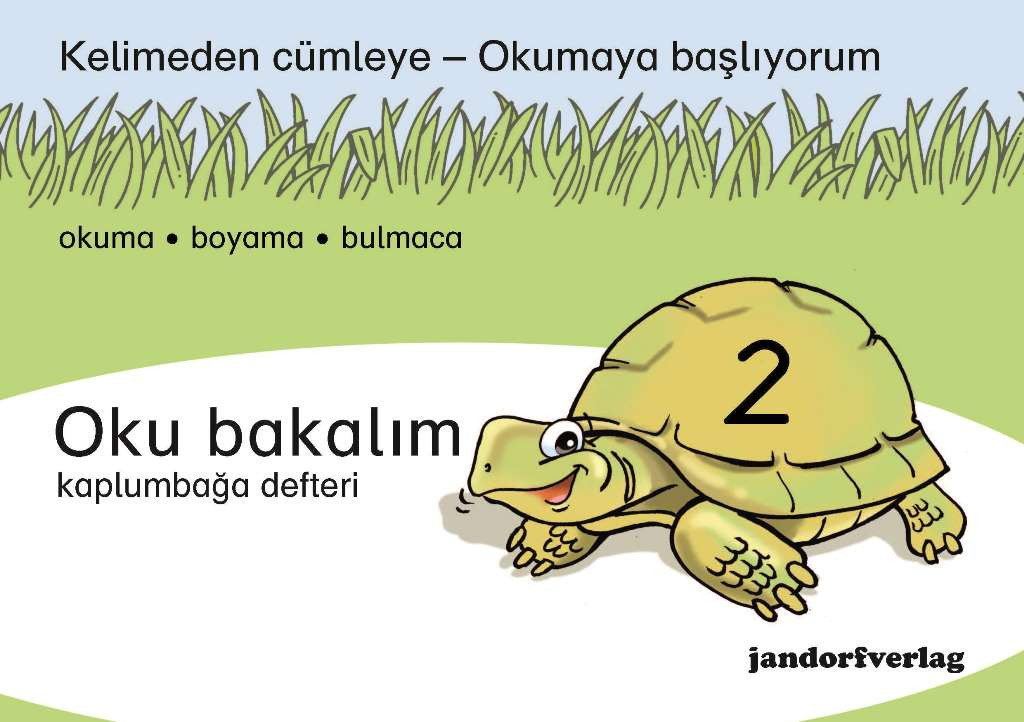 Oku Bakalım 2 - Kaplumbağa Defteri