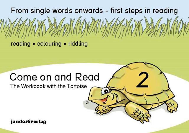 Come on and Read 2 - The Workbook with the Tortoise