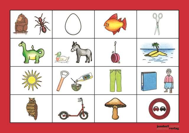 Bingo Karte 3