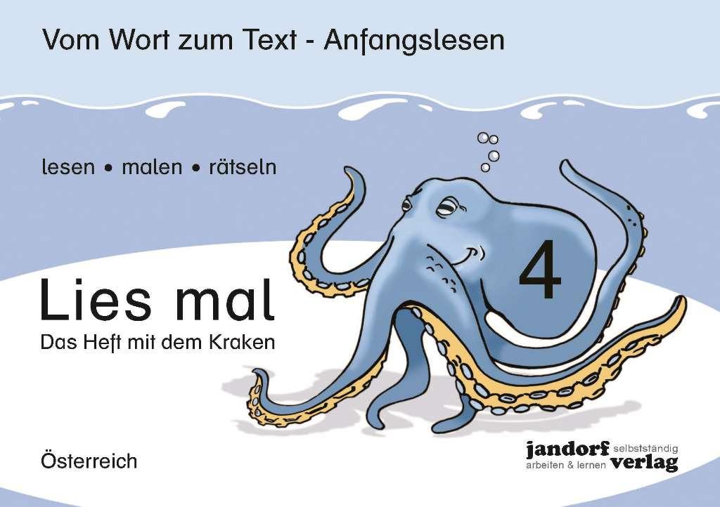 Lies mal! Heft 4 (Ausgabe Österreich)