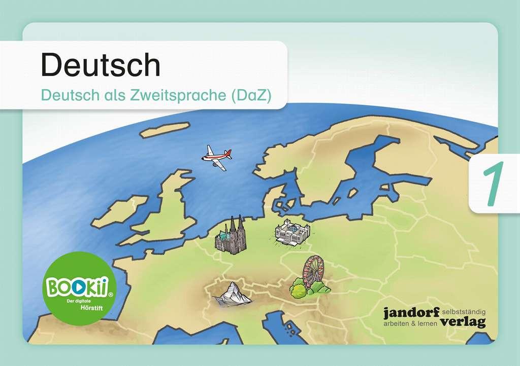 Deutsch 1 (DaZ) BOOKii