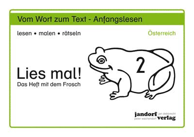 Lies mal! Heft 2 (alte Ausgabe Österreich)