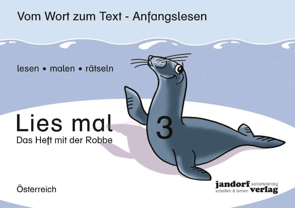 Lies mal! Heft 3 (Ausgabe Österreich)
