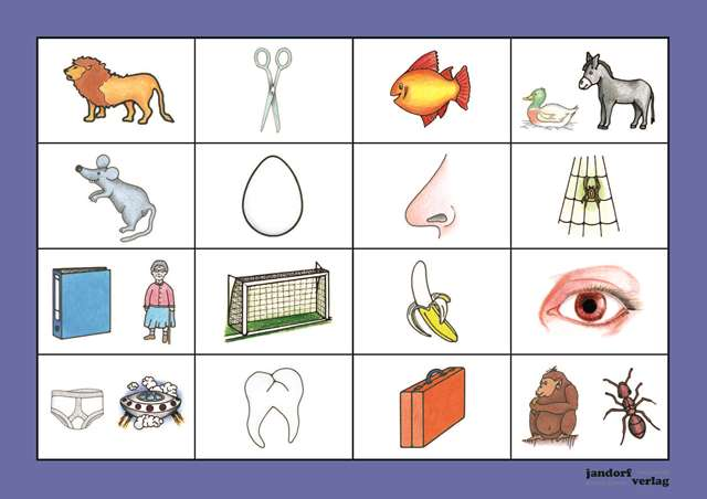 Bingo Karte 2