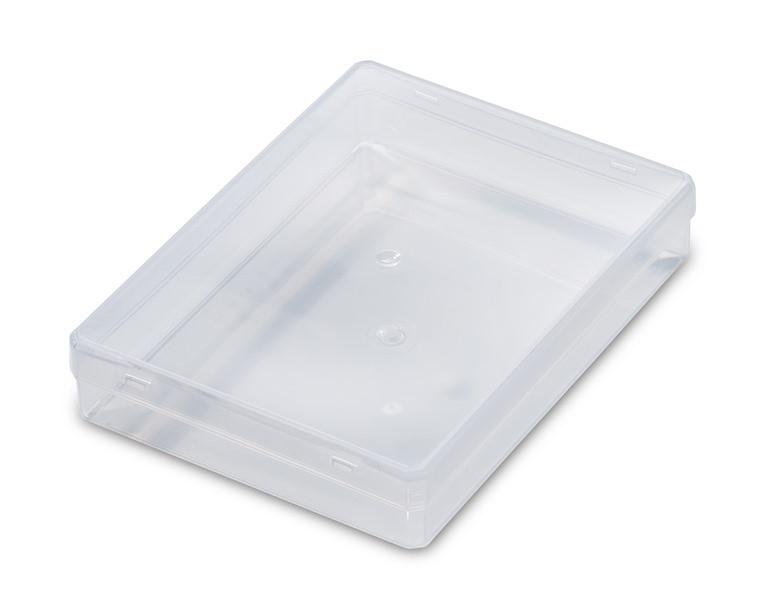 10 Kunststoffschachteln (13 x 9,7 cm)